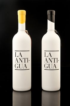 La Antigua Wine on Packaging of the World - Creative Package Design Gallery
