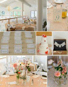 a colorado summer wedding filled with pastel details - photographer: elegant images - floral designer: boulder blooms - see more on COUTUREcolorado http://www.couturecolorado.com/wedding/2014/01/13/pastel-summer-wedding/