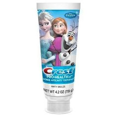 Disney Frozen Characters Kids Minty Toothpaste with Free Disney Magic Timer App by Oral-B oz, Multicolor Disney Magic, Disney Frozen, Timer App, Kids Toothpaste, Dory Finding Nemo, Frozen Merchandise, Frozen Characters, My Little Pony Drawing, Rey Star Wars