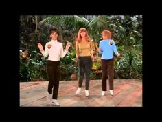 Gilligan's Island - The Honeybees - YouTube
