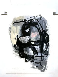 Silver Paint, Beautiful Artwork, Medium Art, Watercolor Paper, Mixed Media Art, Great Artists, Graphite, Barber, Black Silver