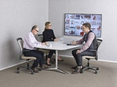Four Conference Room Layouts To Shake Up Mondays – Modern Office Furniture