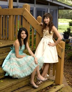 Selena Gomez & Demi Lovato- Princess Protection Program