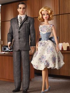 Mad Men and Barbies