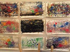 Art in afterschool