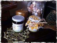 Centini in cotone mélange copri barattolo