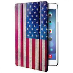 Puro Slim Case Zeta USA Flag voor Apple iPad Air