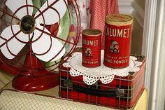 I had that red plaid lunch box in first grade...