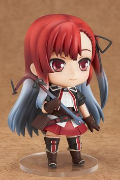Valkyria Chronicles 3 - Riela Nendoroid