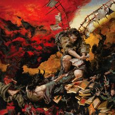 Infernus is a devastating new song from American death metal band Hate Eternal. The song is taken from their forthcoming sixth full length studio album of the Death Metal, Extreme Metal, Metal Albums, American Tours, Heavy Metal Music, European Tour, Metal Artwork, Metal Bands, Album Covers