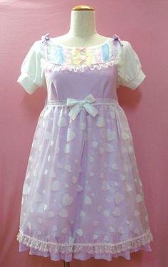 Nile Perch ♡ ♥ ロリータ, Deco Lolita, Loli, Fairy Kei, Pastel, Kawaii Fashion, Cute, Sweet Lolita, Pop Kei ♥ ♡