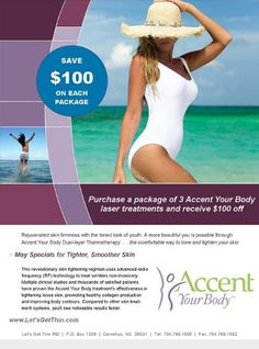 Accent Your Body Laser Specials