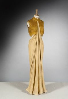 Roberto CAPUCCI, circa 1960 - Evening Gown Long