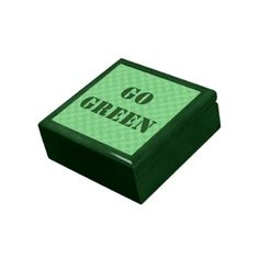 Go Green Box