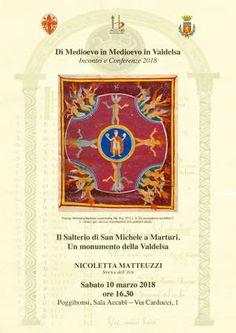 Italia Medievale: Il Salterio di San Michele a Marturi