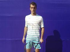 Joma amplía sus patrocinios en el tenis con el fichaje de Albert Ramos