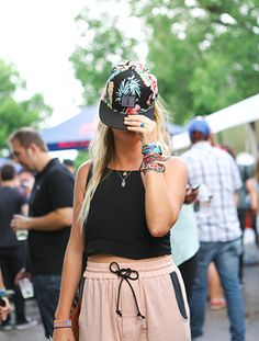 Lollapalooza Street Style 2014