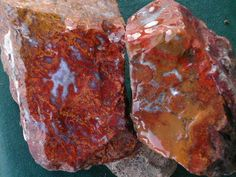 Gemstones Found On Vancouver Island