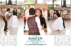 Cape Coral Yacht Club Ballroom   Cape Coral Wedding Photographer   Jamie Lee Photography   Fun Choreographed First Dance   Bride Wearing Cardigan