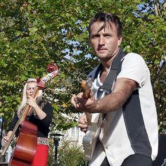 The Extraordinary Country Singer : Ducky-Jim-Trio  04 (c)((t) with le panasonic fz 1000  285.000 photos by Olavia Olao - Okaio Créations 2014
