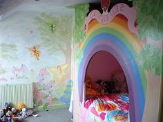 flower fairies bedroom