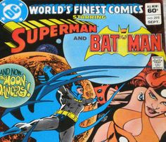 World's Finest Comics Superman and Batman  Vol 1 by LoveNStuff14, $7.00