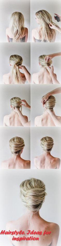 Hairstyle. Ideas for inspiration