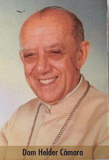 F.G. Saraiva: Preghiera per l'intercessione di Dom Helder Camara...