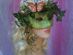 Ivy- Plant Nymph Mask