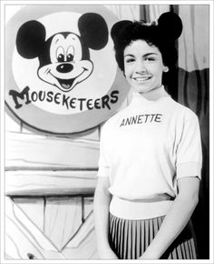 In 1955, 12-year-old Annette was discovered by Walt Disney as she performed as the Swan Queen in Swan Lake at a dance recital in Burbank. On the basis of this appearance, Disney cast her as one of the original Mouseketeers. She soon proved to be very popular. By the end of the first season of the Mickey Mouse Club, she was receiving 6,000 letters a month.