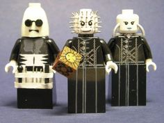 LEGO Butterball,Pinhead, & The Female do these exists for real!!! I need them!!!