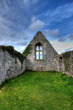 Durness Historic Church, Scotland - Inside the Church by www.bazpics.com, via Flickr