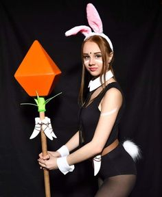 Rosie CZ Battlebunny Nidalee Cosplay lol League of legends anime cosplayer sexy game gamer girl goals