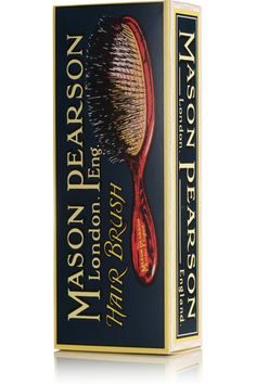 Mason Pearson - Handy Sensitive All Boar Bristle Hairbrush - Ivory - one size