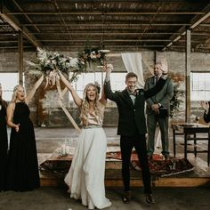 Ali and Wes Wedding Ceremony in Jacksonville Florida at The Glass Factory | Legacy Events 119