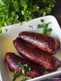 Polish Recipes, Polish Food, Eastern European Recipes, Poultry, Sausage, Recipies, Meat, Dinner, Cooking