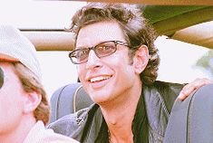 56df06646c 11 Times Jeff Goldblum Was The Sexiest Jurassic Park Characters