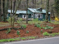 House vacation rental in Eagles Mere near Ricketts Glen ....NOT a camper but a very cute Cabin getaway :)