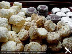 Türkische Plätzchen (Rezept mit Bild) von paradise042 | Chefkoch.de