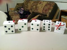 Passion For Craftin': BUNCO!!!