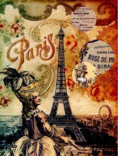 Wil vintage Paris