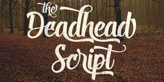 Deadhead Script Font Free Download