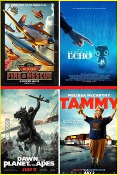 Now showing July 18 - 20: #1: Planes: Fire & Rescue (PG) w/ Earth to Echo (PG) #2:  Dawn of the Planet of the Apes (PG13) w/ Tammy (R) Gate opens at 7:30 pm!