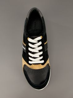 DOLCE & GABBANA - leather sneaker 8