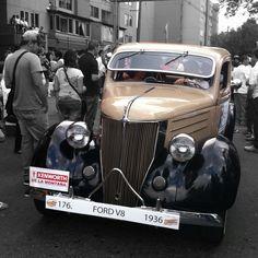 Medellín Clasic Cars Parade 48