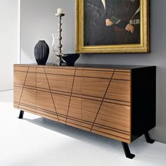 Have to have it. Domitalia Verve Sideboard $2766.99, modernfurniture.com