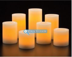 Flameless Candles With Remote Costco Antiqued Candle Holders Metal With Glass Inserts 3 Sizes Set Of 6