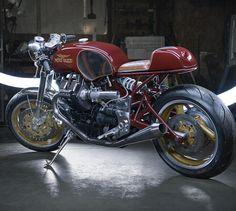 Centauro Rodsmith Motorcycles - RocketGarage - Cafe Racer Magazine