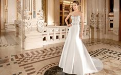 Demetrios 2015 Wedding Dress Style 3215 | www.DemetriosBride.com