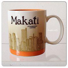 Makati Starbucks cup - WANT!